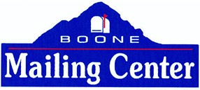 Boone Mailing Center, Boone NC